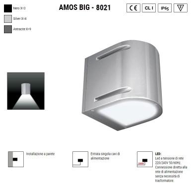 BOLUCE Amos Big 8021