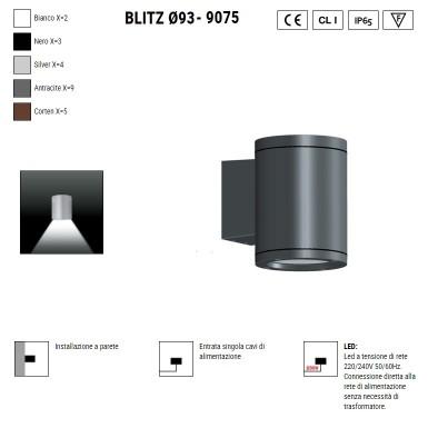 BOLUCE Blitz  93 parete 9075