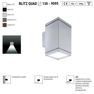 BOLUCE Blitz Quad 130...
