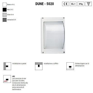 BOLUCE Dune parete 5020