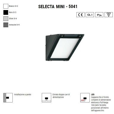 BOLUCE Selecta Mini parete...