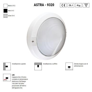 BOLUCE Astra 9320