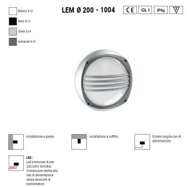 BOLUCE Lem Mini 1004
