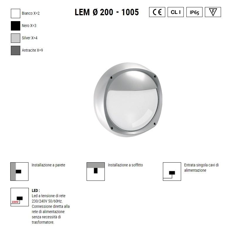 BOLUCE Lem Mini 1005