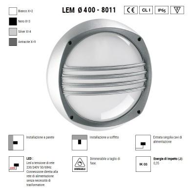 BOLUCE Lem Maxi 8011