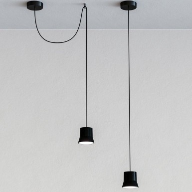 ARTEMIDE Gio Light decentrata