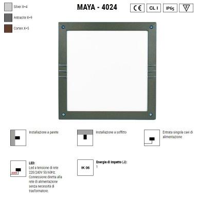 BOLUCE Maya 4024